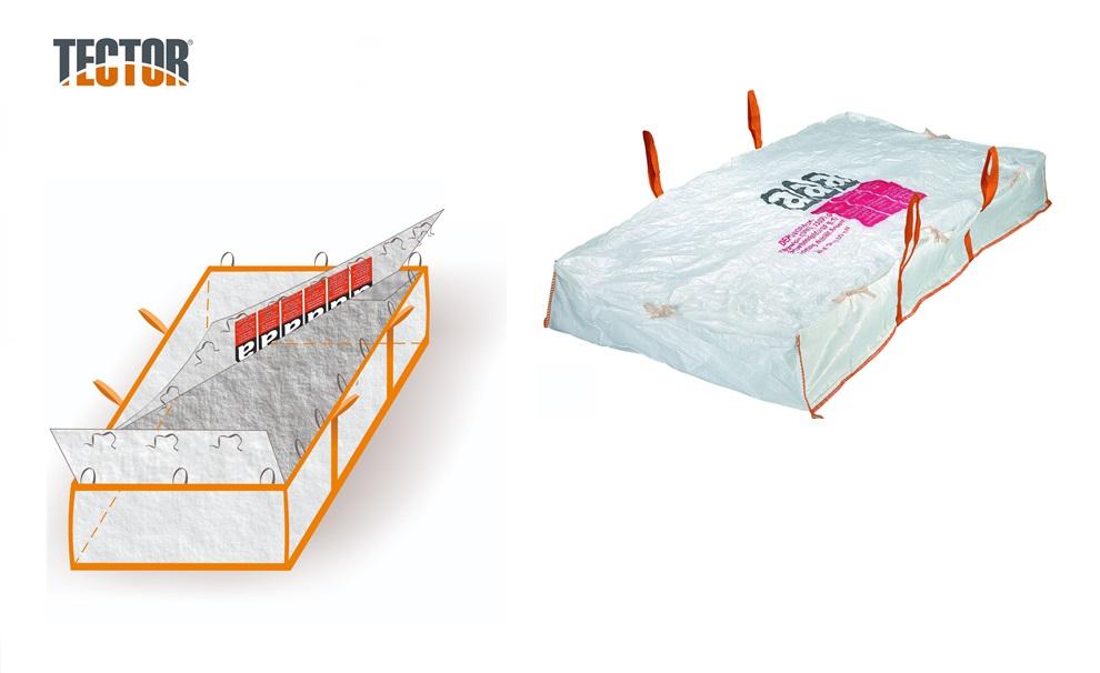 Asbest containerzakken | DKMTools - DKM Tools