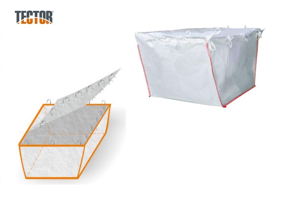 Containerbag voor bak | DKMTools - DKM Tools