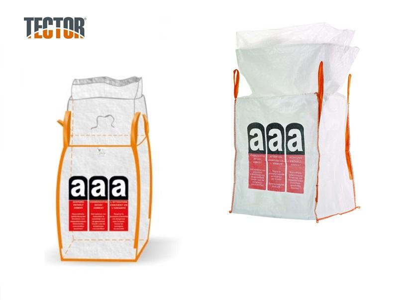 Asbest Big bag met vulschort en liner | DKMTools - DKM Tools