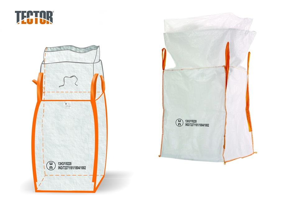 UN big bag voor gevaarlijke goederen | DKMTools - DKM Tools