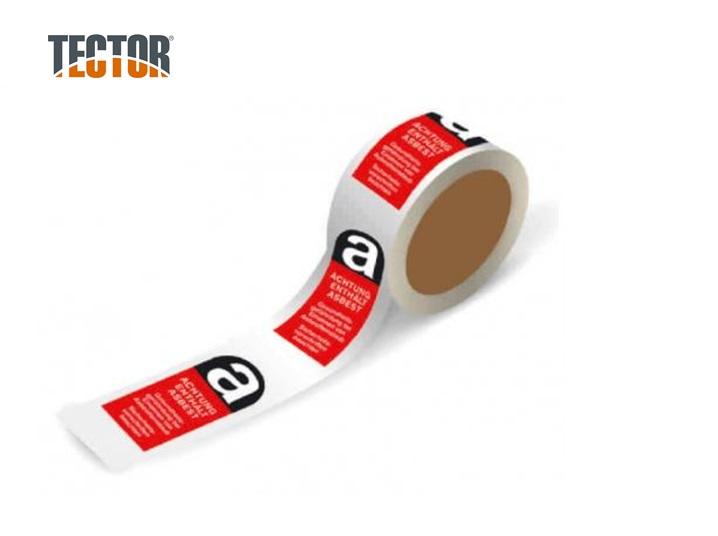 Asbest waarschuwingstape | DKMTools - DKM Tools