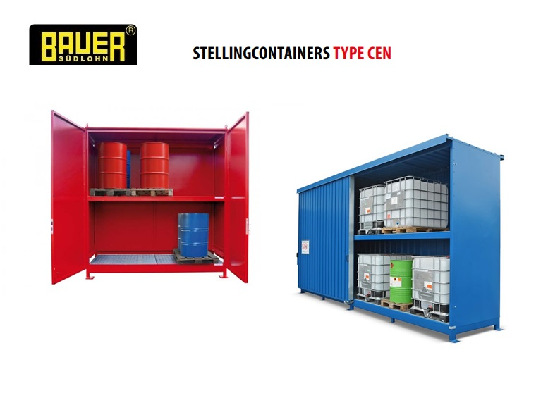 Stellingcontainers CEN | DKMTools - DKM Tools