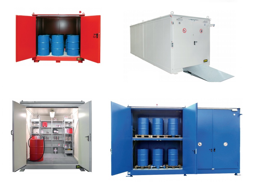 Brandwerende Containers | DKMTools - DKM Tools
