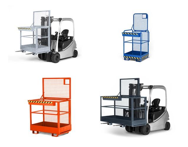 Werkkooien en veiligheidskorven | DKMTools - DKM Tools