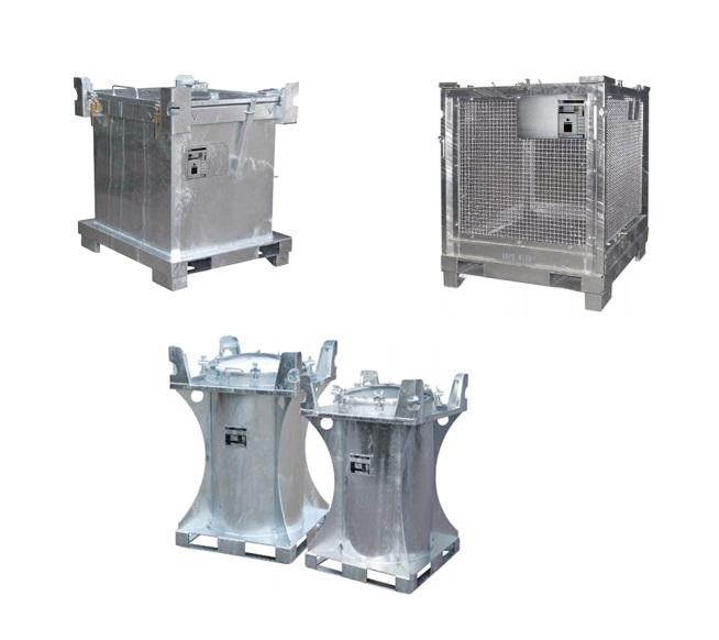 Containers voor gevaarlijke stoffen | DKMTools - DKM Tools