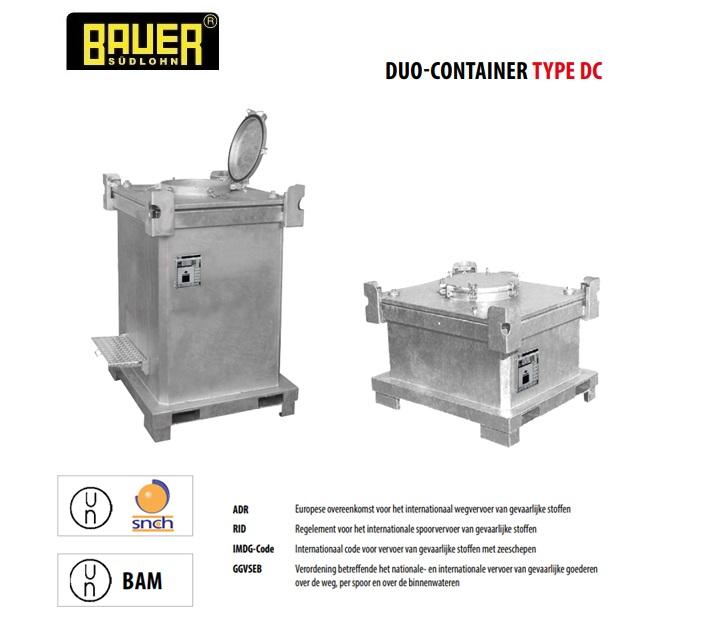 Duo-container DC | DKMTools - DKM Tools