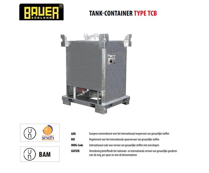 Tankcontainer TCB 1000 | DKMTools - DKM Tools