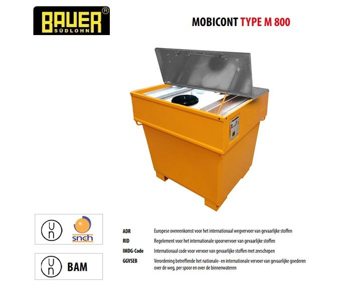 MobiCont M 800 | DKMTools - DKM Tools