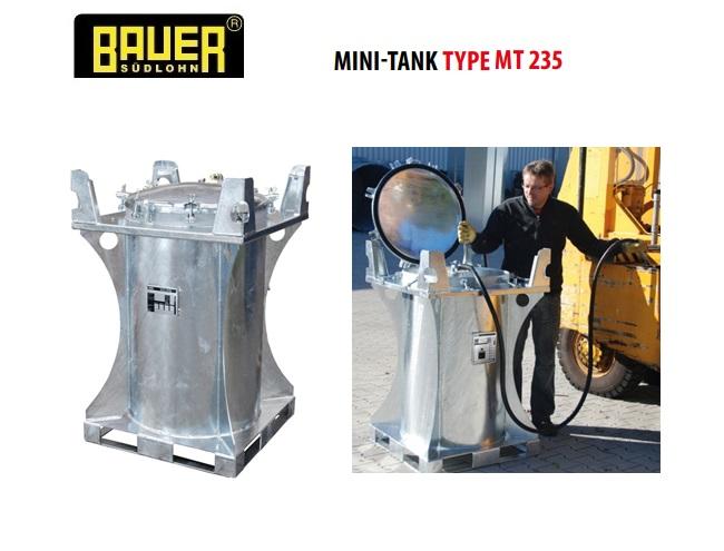 Mini-Tank MT 235 | DKMTools - DKM Tools
