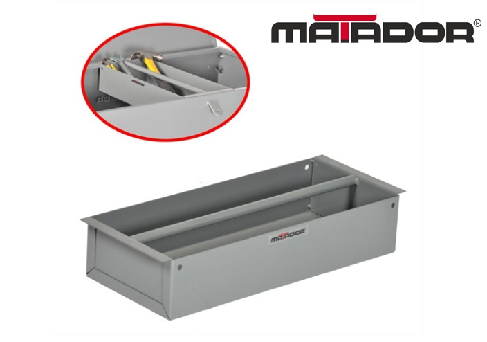 Gereedschapskist voor alle M 106 Kruiwagen 10838 | DKMTools - DKM Tools