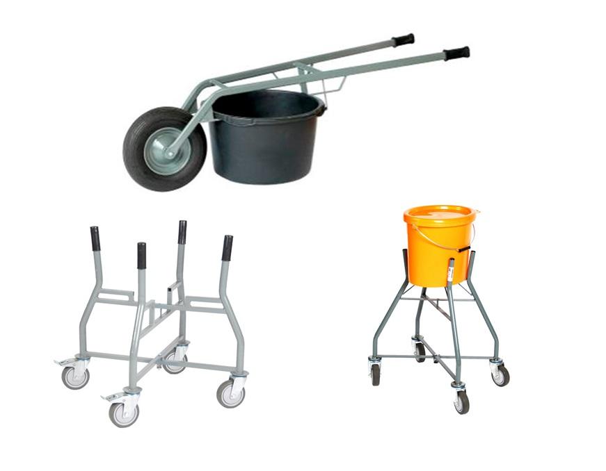 Emmer en kuiphouders | DKMTools - DKM Tools