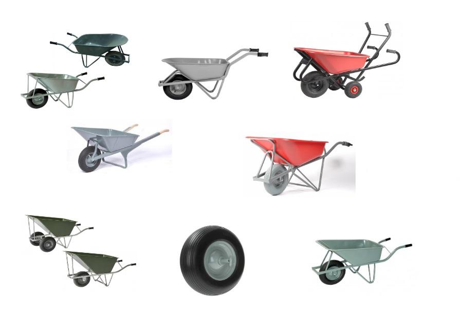 Kruiwagens | DKMTools - DKM Tools