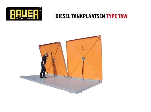 Diesel-tankplaats TAW | DKMTools - DKM Tools