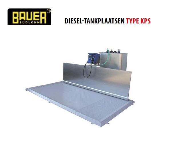 Diesel-tankplaats KPS | DKMTools - DKM Tools