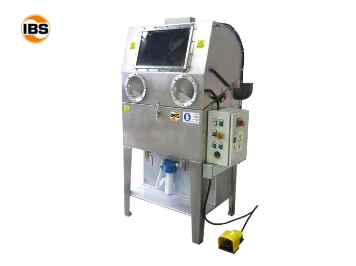 IBS-Onderdelenreiniger type WD-100 | DKMTools - DKM Tools