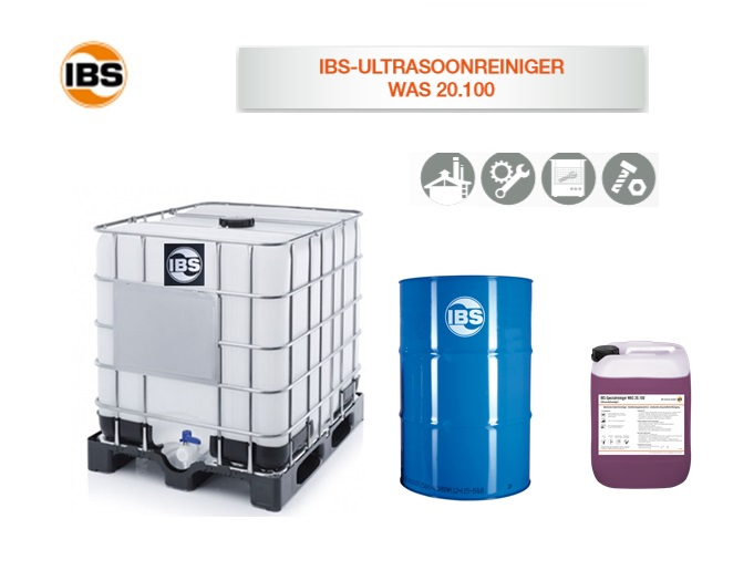 IBS-Speciaalreiniger WAS 20.100 Ultrasoonreiniger | DKMTools - DKM Tools