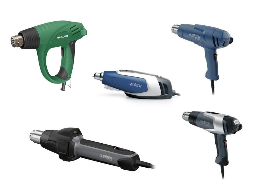 Heteluchtpistolen | DKMTools - DKM Tools