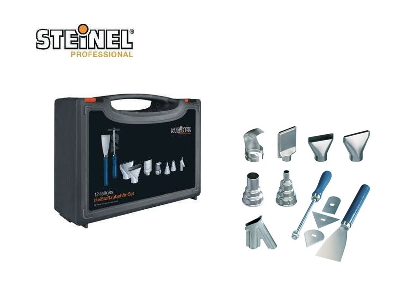 Hetelucht-toebehorenset 12-tlg   DKMTools - DKM Tools