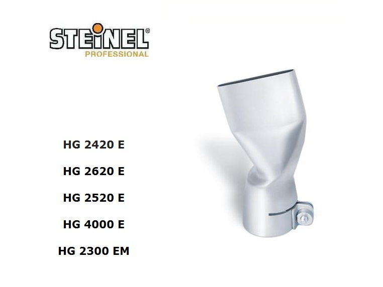 Steinel vlak hoekmondstuk 40x2mm   DKMTools - DKM Tools