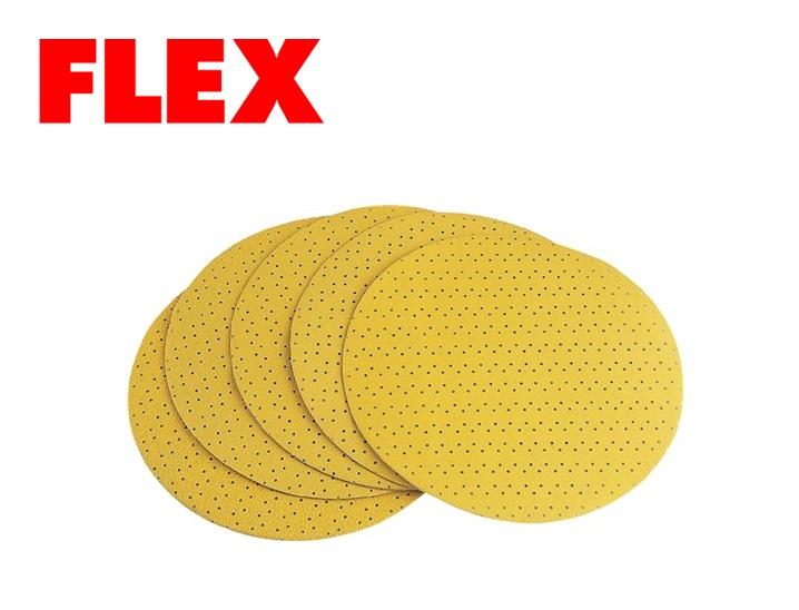 Flex Velcro Schuurpapier Rond | DKMTools - DKM Tools