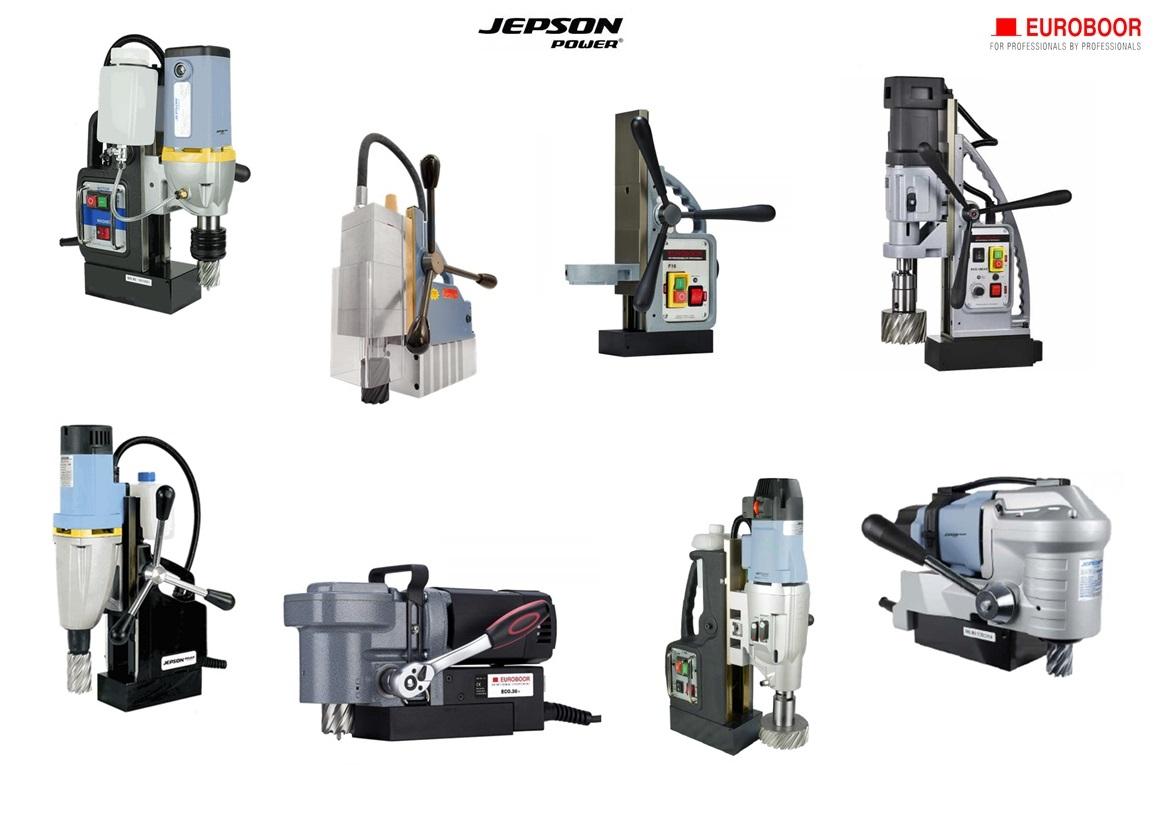Magneetboormachines | DKMTools - DKM Tools