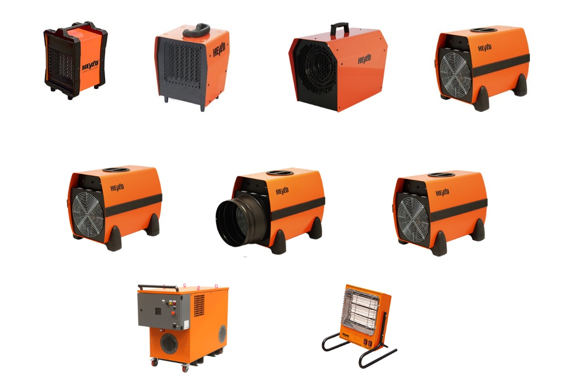 Elektrische verwarming | DKMTools - DKM Tools