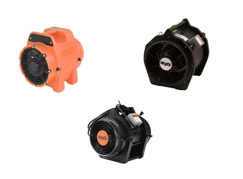 Explosieveilig Ventilator | DKMTools - DKM Tools