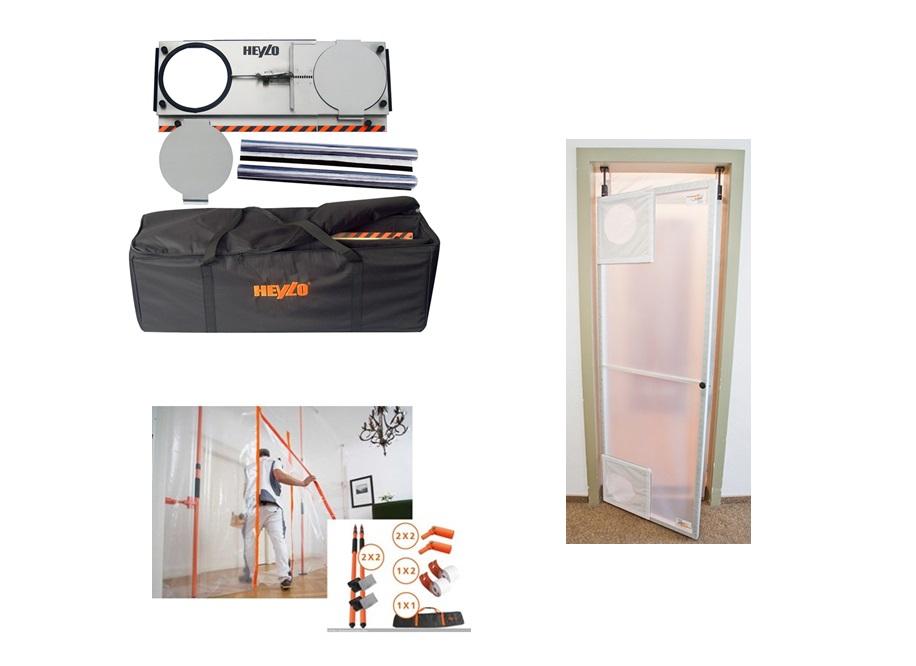 Stofwerende deuren-muren | DKMTools - DKM Tools