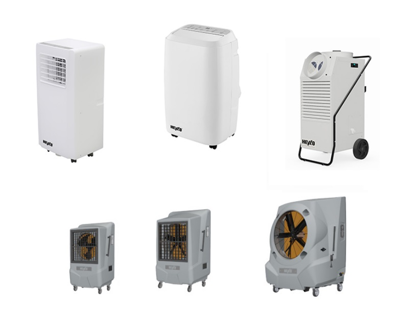 Mobiele airconditioners | DKMTools - DKM Tools