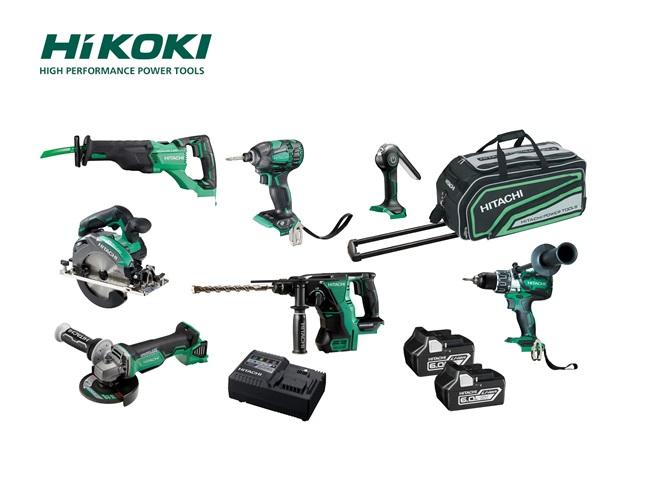 Hikoki-powertools Accu gereedschap | DKMTools - DKM Tools