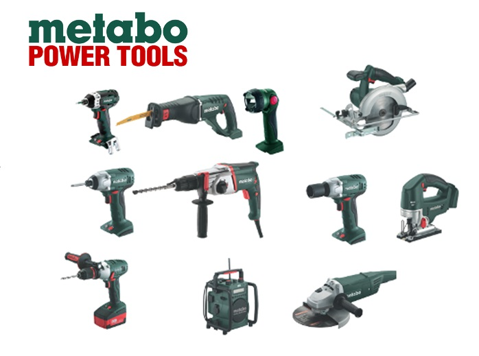 Metabo Powetools | DKMTools - DKM Tools