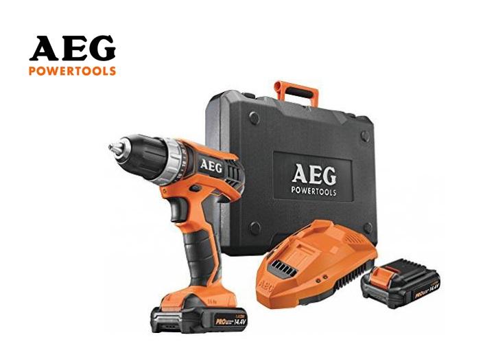 AEG Boor-Schroefmachine BS 12 LI-202C   DKMTools - DKM Tools
