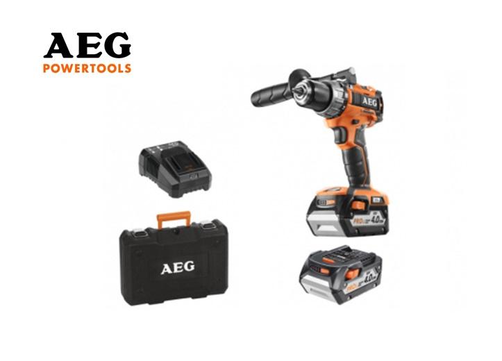 AEG Boor-Schroefmachine BS 18 C2BL-402C 18 V   DKMTools - DKM Tools