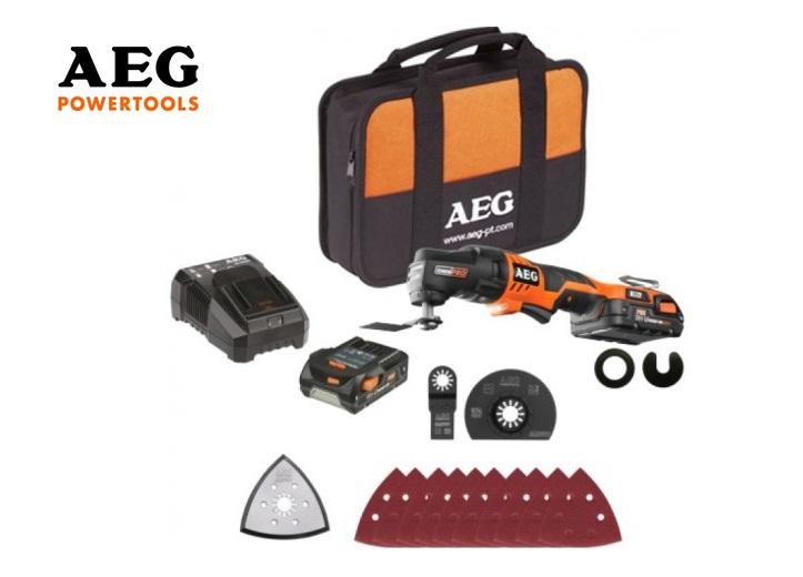 AEG Multitool 12V BMT 12C 152B   DKMTools - DKM Tools