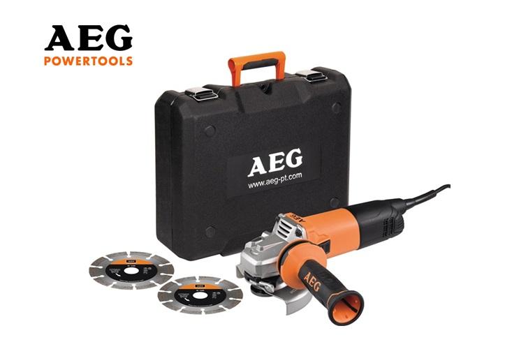 AEG Haakse slijper WS 12-125 S   DKMTools - DKM Tools