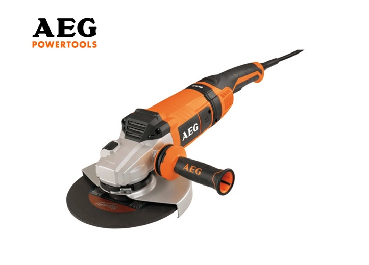 AEG Haakse slijper WS 24-230 GEV 2400 W   DKMTools - DKM Tools