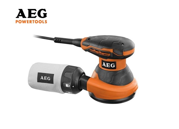 AEG Excentrische schuurmachine EX 125 ES   DKMTools - DKM Tools