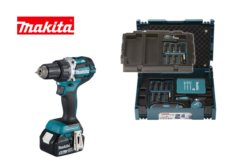 Makita boormachine DDF459RTJ | DKMTools - DKM Tools