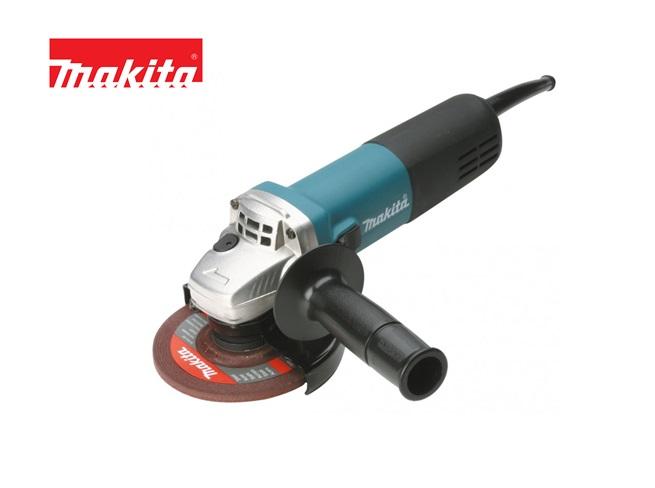 Makita 9558HNRG Haakse slijper - 840W | DKMTools - DKM Tools
