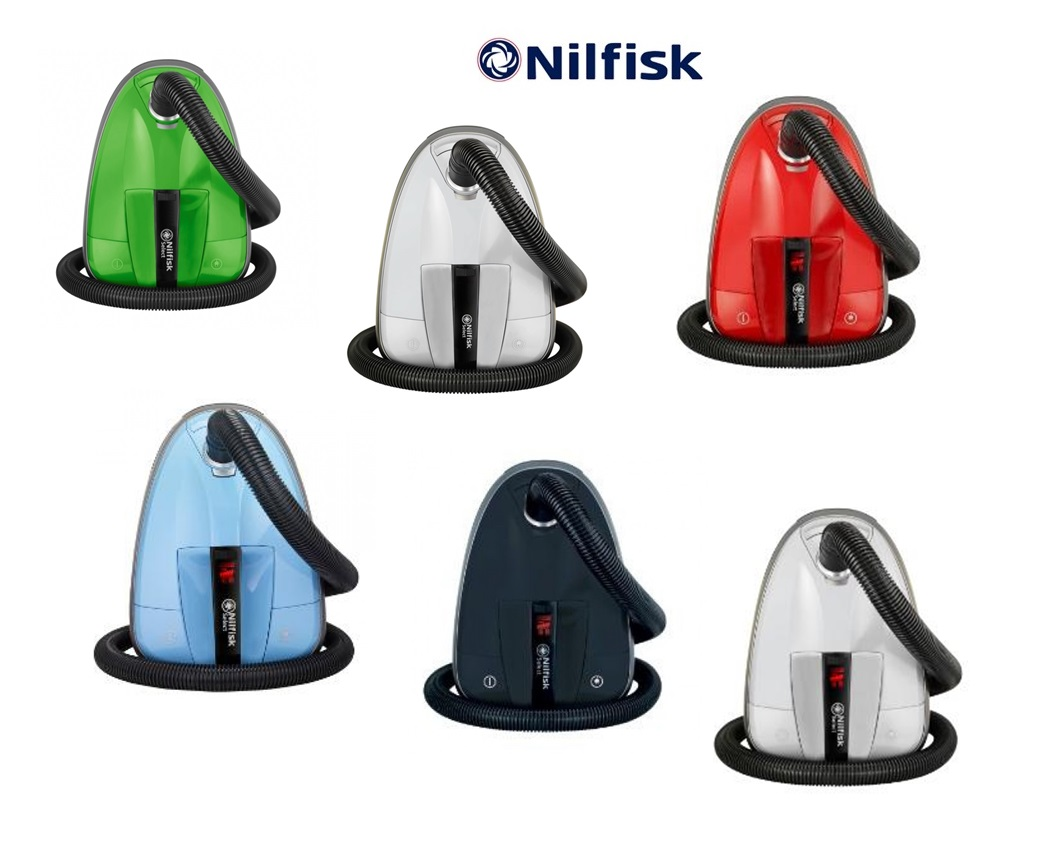 Nilfisk Select stofzuigers | DKMTools - DKM Tools