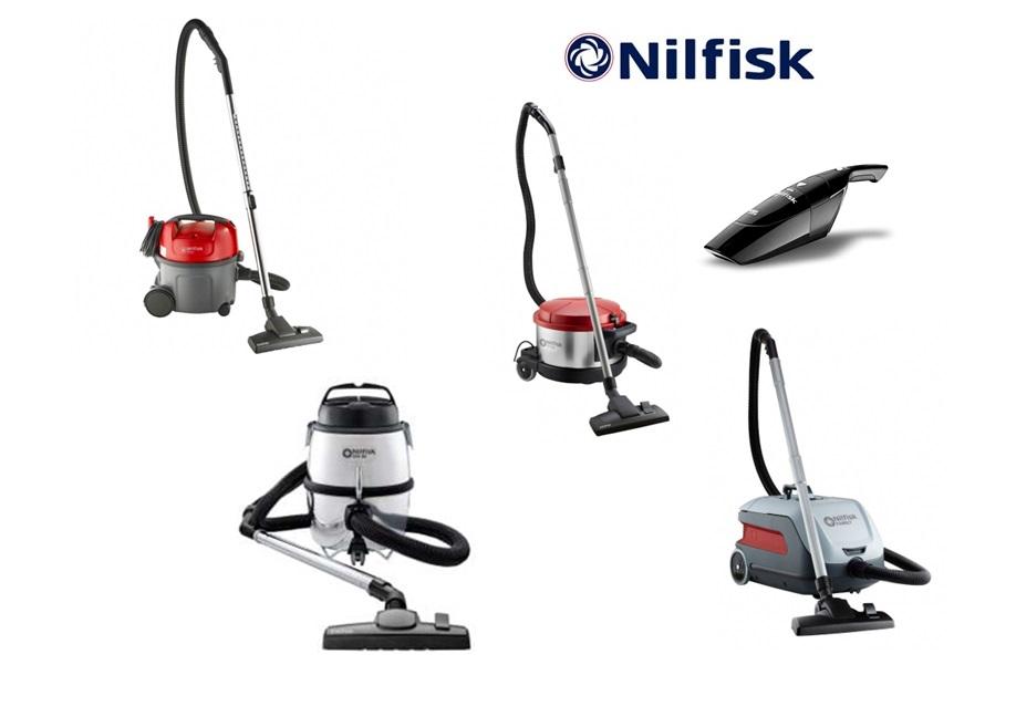 Nilfisk COMMERCIAL VACS GRIJS | DKMTools - DKM Tools