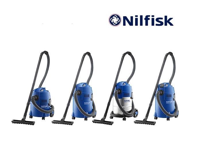 Nilfisk BUDDY II Stof- en Waterzuiger | DKMTools - DKM Tools