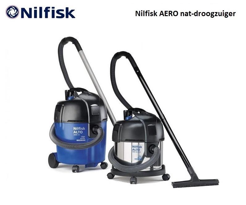 Nilfisk AERO nat-droogzuiger | DKMTools - DKM Tools