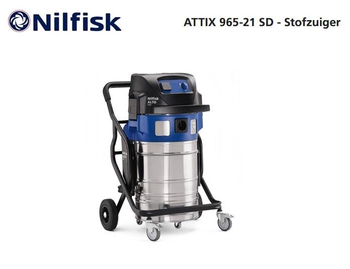 Nilfisk ATTIX 965-21 SD Stofzuiger | DKMTools - DKM Tools