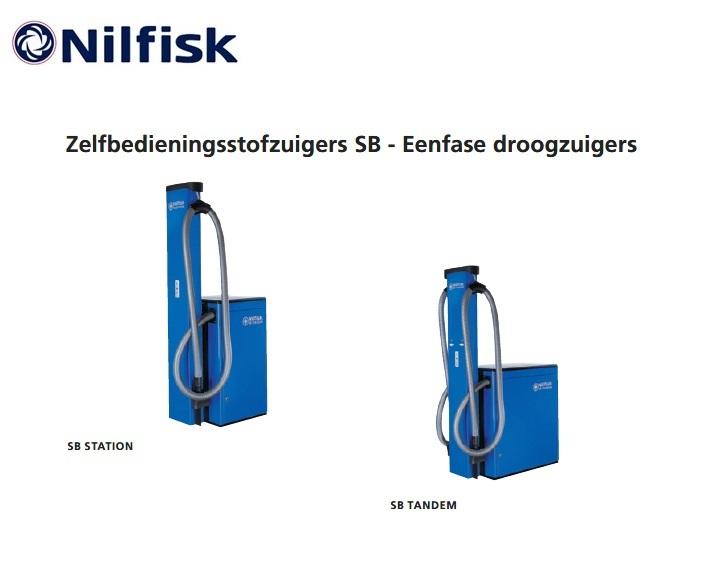 Nilfisk Zelfbedieningsstofzuigers | DKMTools - DKM Tools