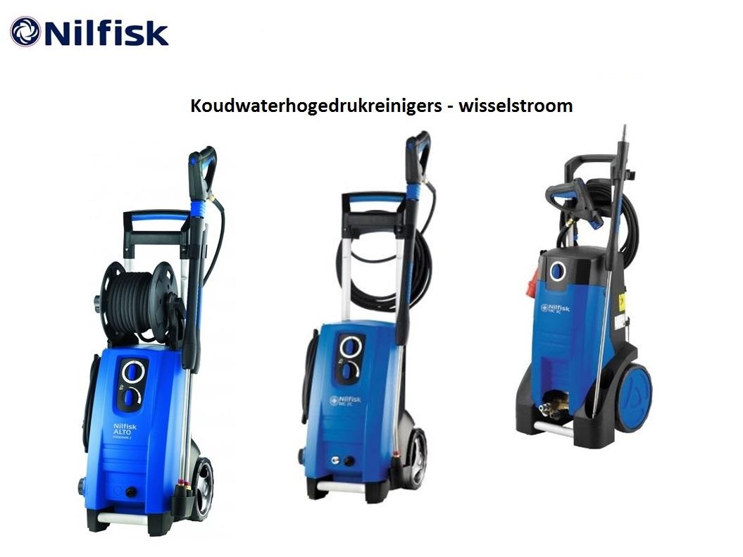 Koudwaterhogedrukreinigers - wisselstroom | DKMTools - DKM Tools