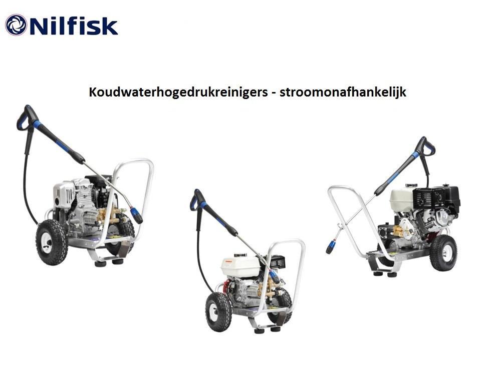 Koudwaterhogedrukreinigers - stroomonafhankelijk | DKMTools - DKM Tools