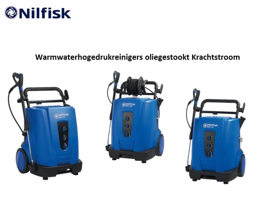 Warmwaterhogedrukreinigers oliegestookt K | DKMTools - DKM Tools