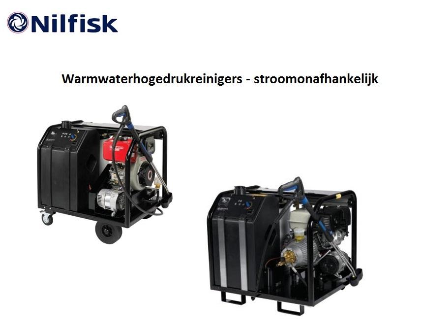 Warmwaterhogedrukreinigers - stroomonafhankelijk | DKMTools - DKM Tools
