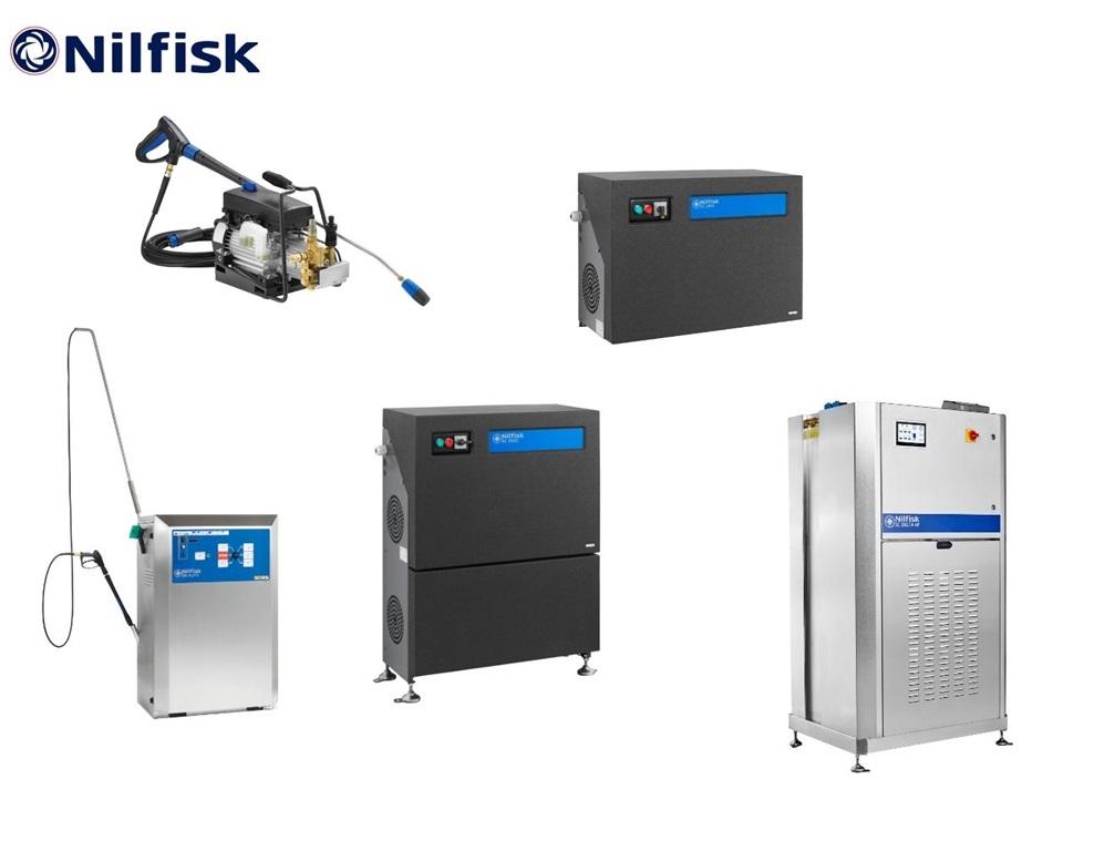 Stationaire koudwaterhogedrukreiniger | DKMTools - DKM Tools
